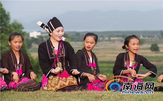 民歌盛典| 黎乡民歌唱响东方 海南新民歌创作采风